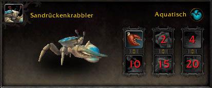 Sandrueckenkrabbler